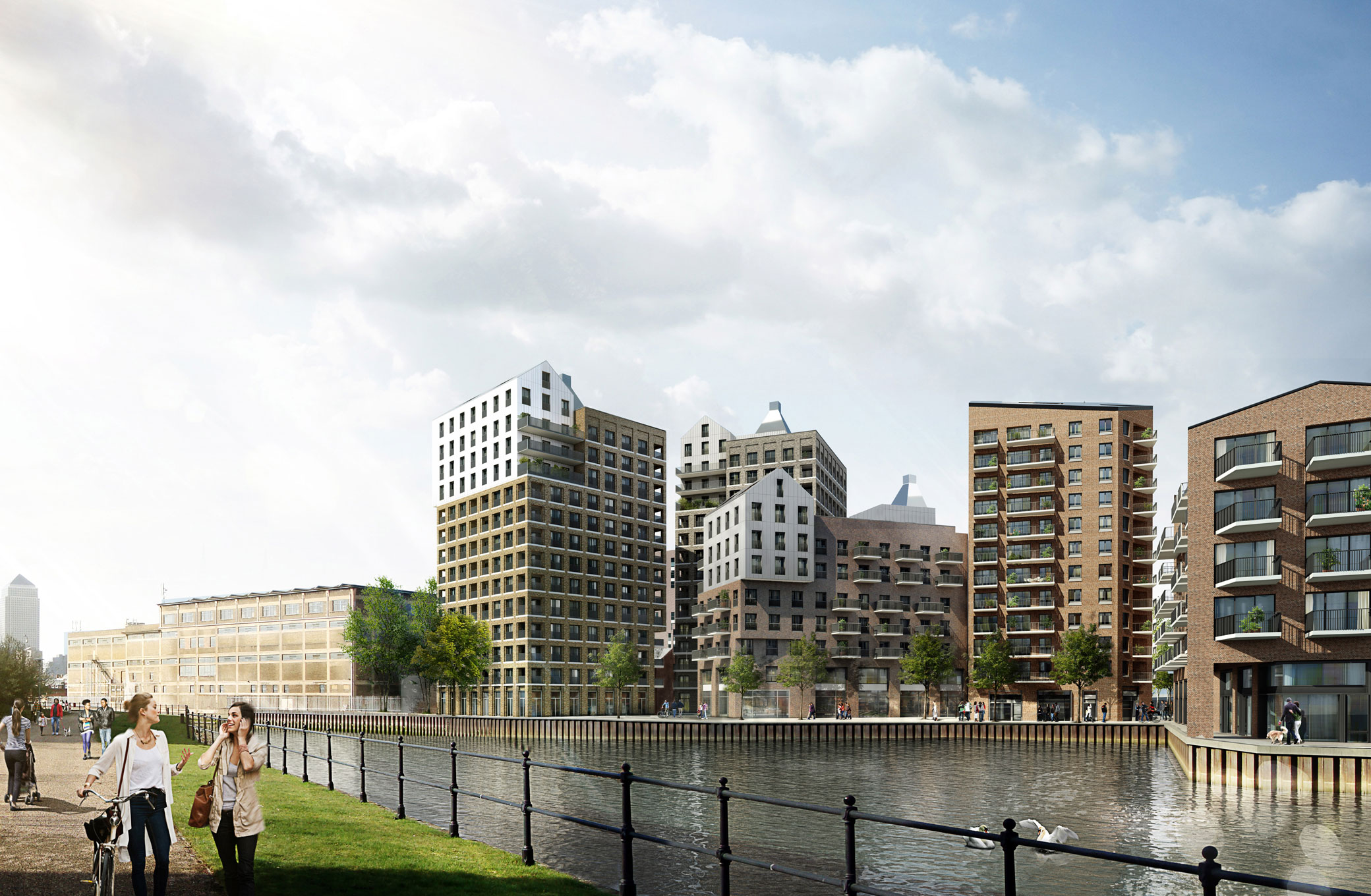 Bow Wharf HUSH Project Management