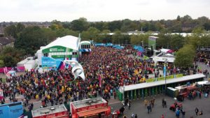 Rugby World Cup Event Overlay Project Management